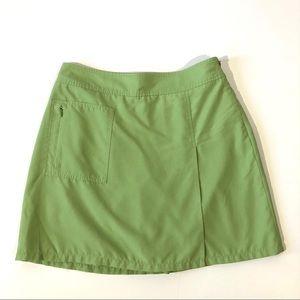 IZOD x-tra Dry Green Skort